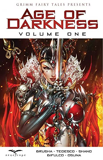 Grimm Fairy Tales: Age of Darkness Tome 1