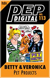 PEP Digital #113: Betty & Veronica Pet Projects