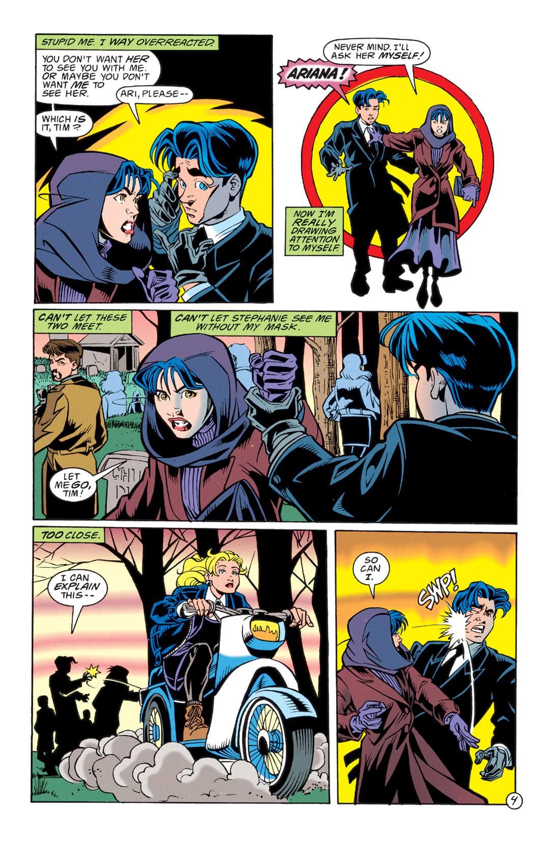 Robin (1993-2009) #26