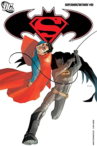Superman/Batman #80