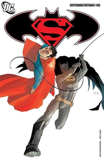 Superman/Batman #80