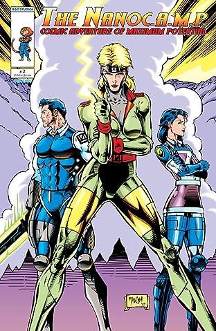 THE NANOC.A.M.P. (Cosmic Adventure of Maximum Potential) #2