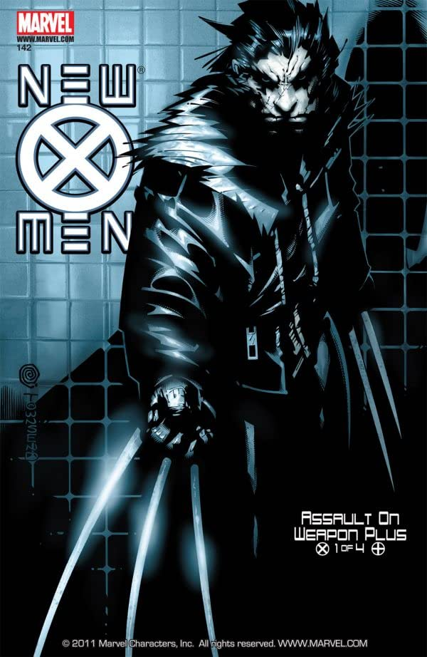 New X-Men (2001-2004) #142