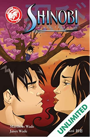 Shinobi: Ninja Princess #2