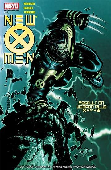 New X-Men (2001-2004) #145