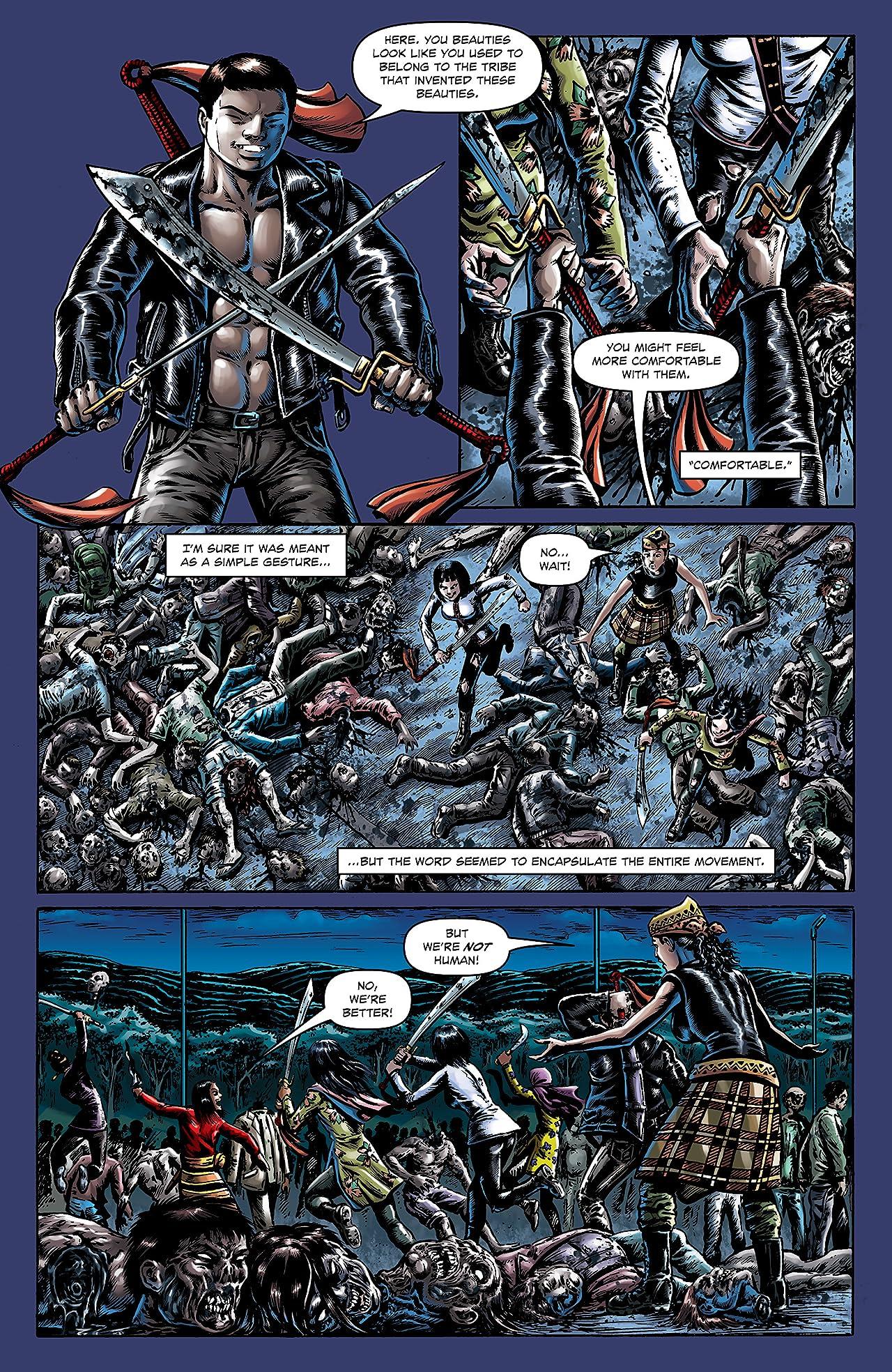 Extinction Parade: War #3