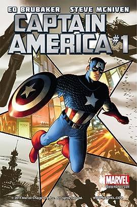 Captain America (2011-2012) No.1