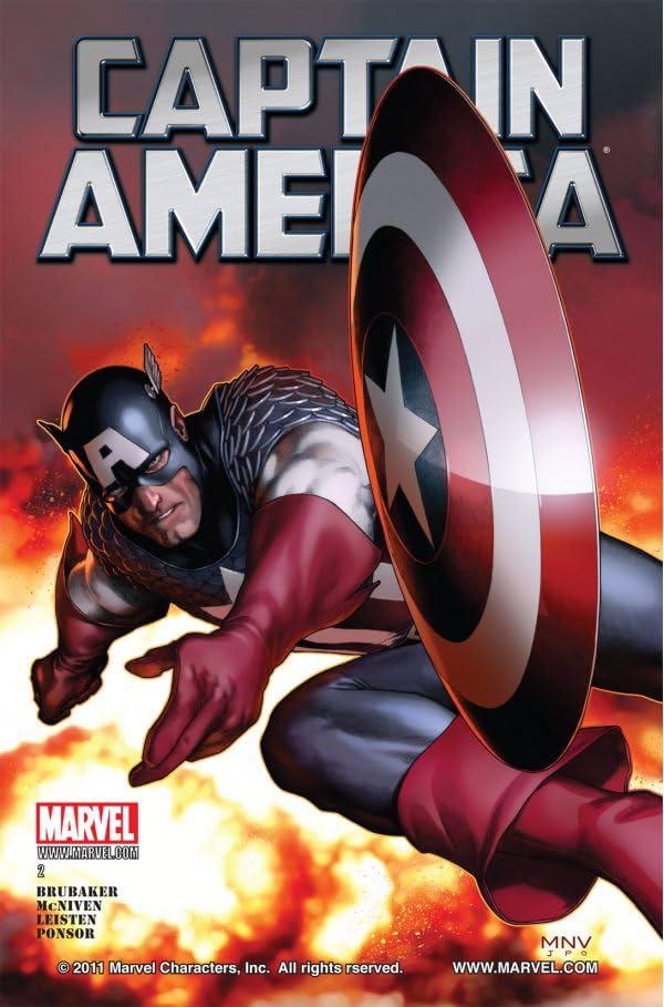 Captain America (2011-2012) #2