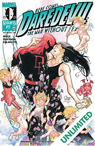 Daredevil (1998-2011) #11