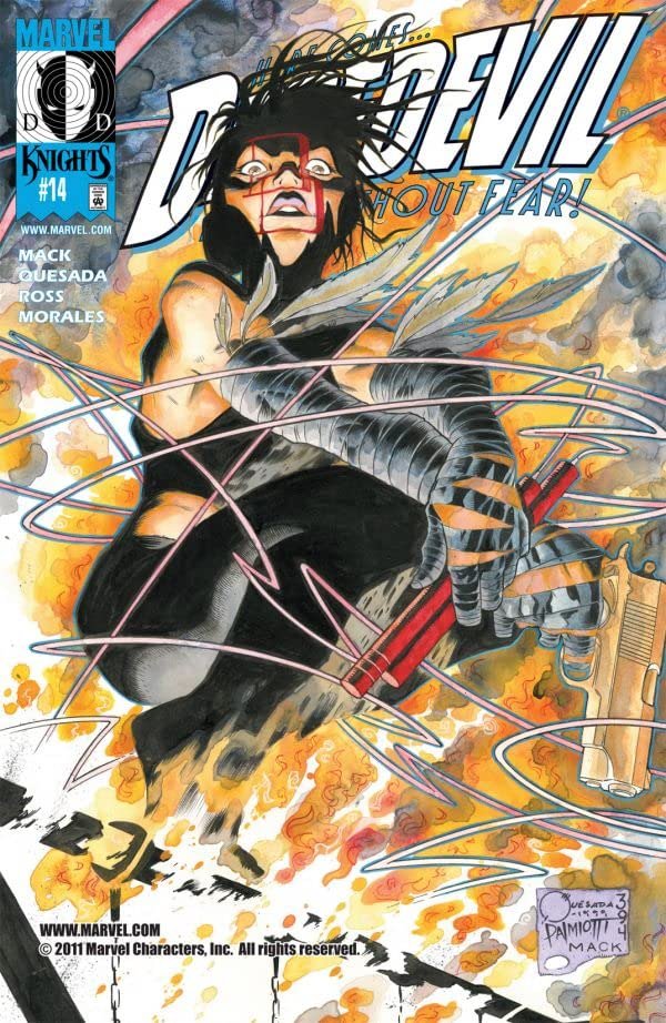 Daredevil (1998-2011) #14