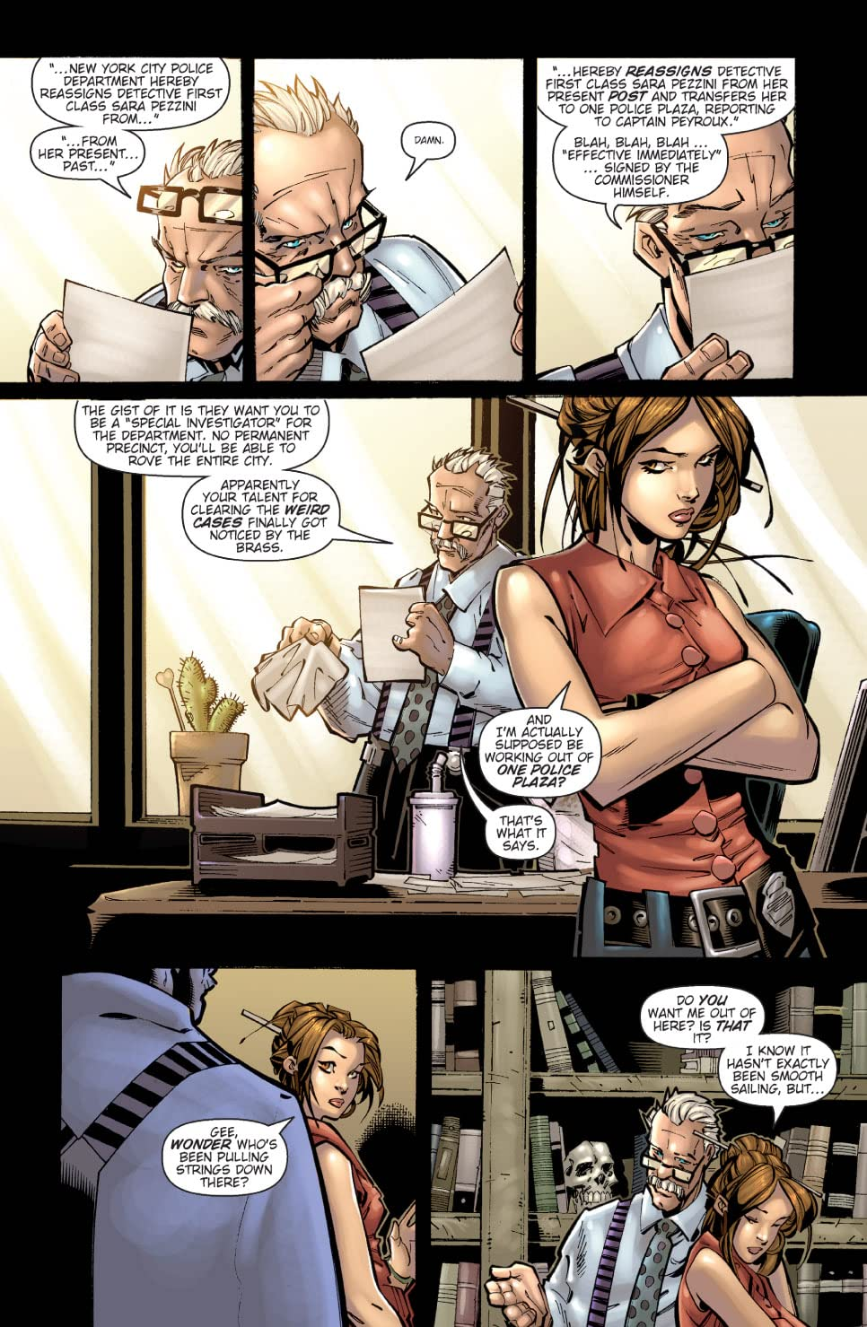 Witchblade #87
