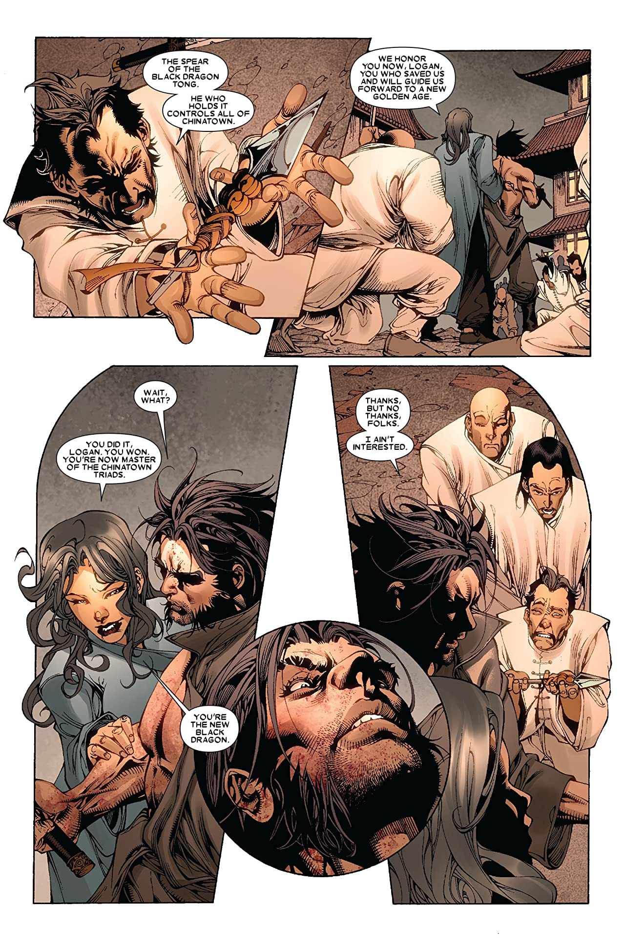 Wolverine: Manifest Destiny #4 (of 4)