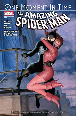 Amazing Spider-Man (1999-2013) #638