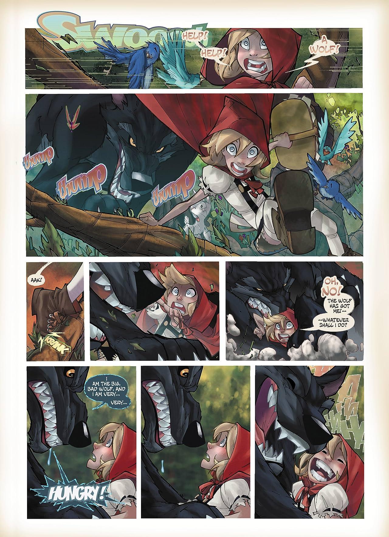 Fairy Quest Vol. 1: Outlaws
