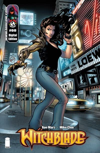 Witchblade #88