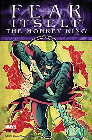 Fear Itself: Monkey King #1