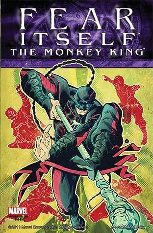 Fear Itself: Monkey King #1