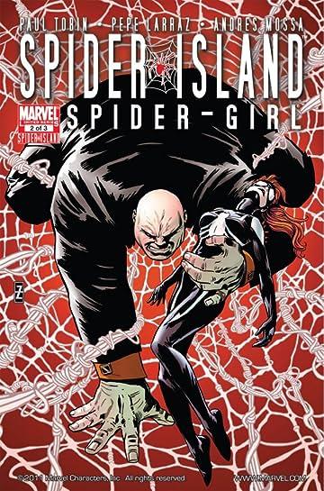 Spider-Island: Amazing Spider-Girl #2