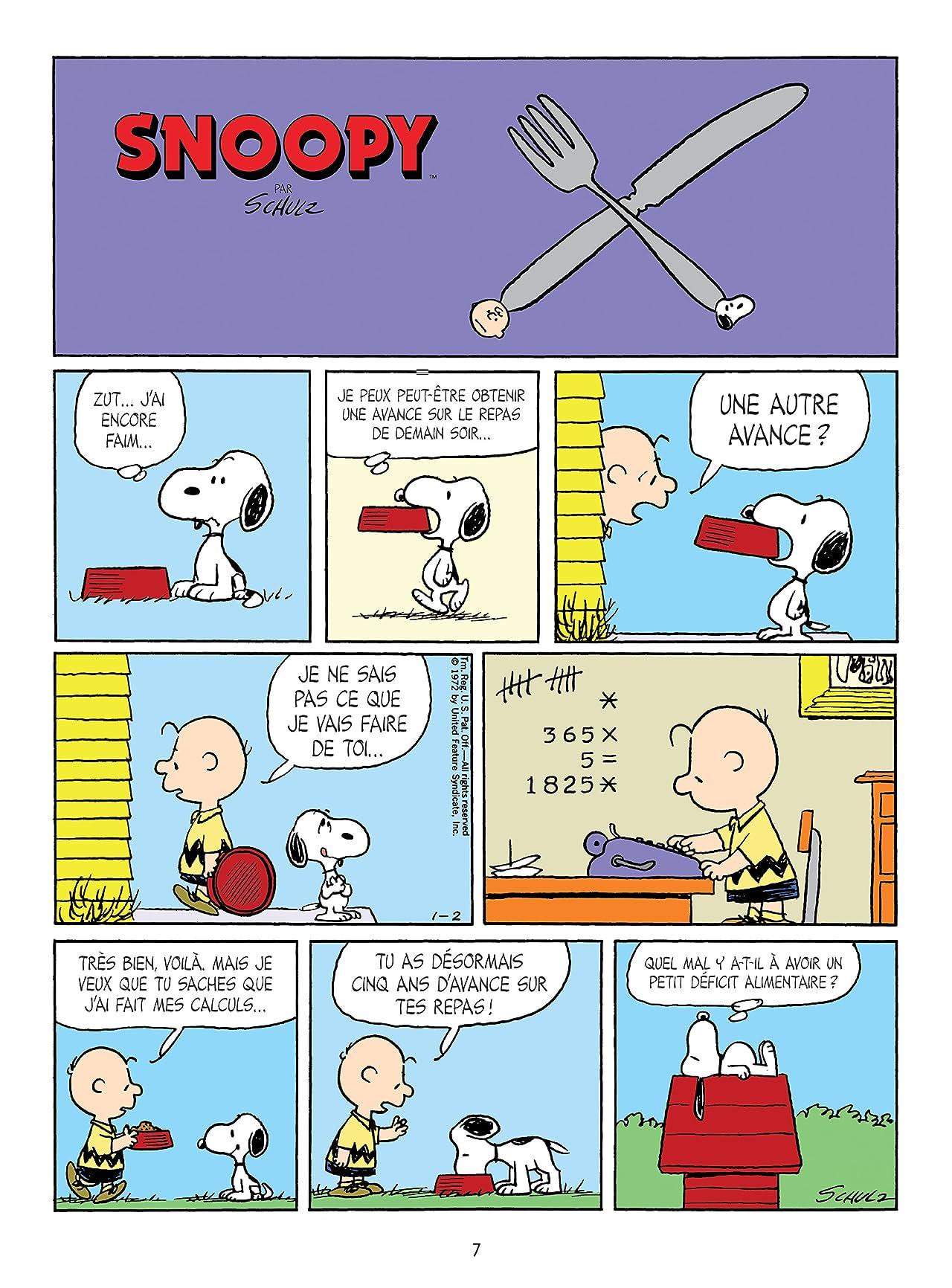 Snoopy et le petit monde des Peanuts Vol. 2
