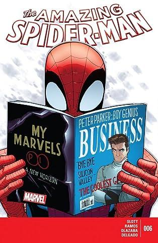 Amazing Spider-Man (2014-2015) #6