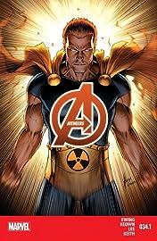 Avengers (2012-2015) #34.1