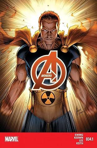 Avengers (2012-2015) No.34.1