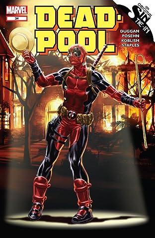 Deadpool (2012-2015) No.34