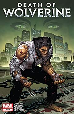 Death of Wolverine No.2 (sur 4)