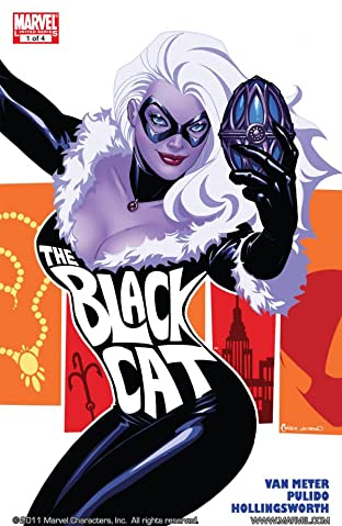 Amazing Spider-Man Presents: Black Cat #1 (of 4)