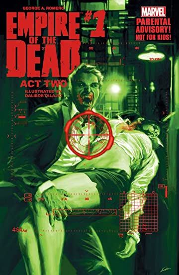 George Romero's Empire of the Dead: Act Two #1 (of 5)