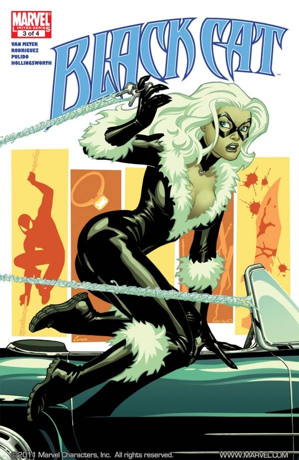 Amazing Spider-Man Presents: Black Cat #3 (of 4)