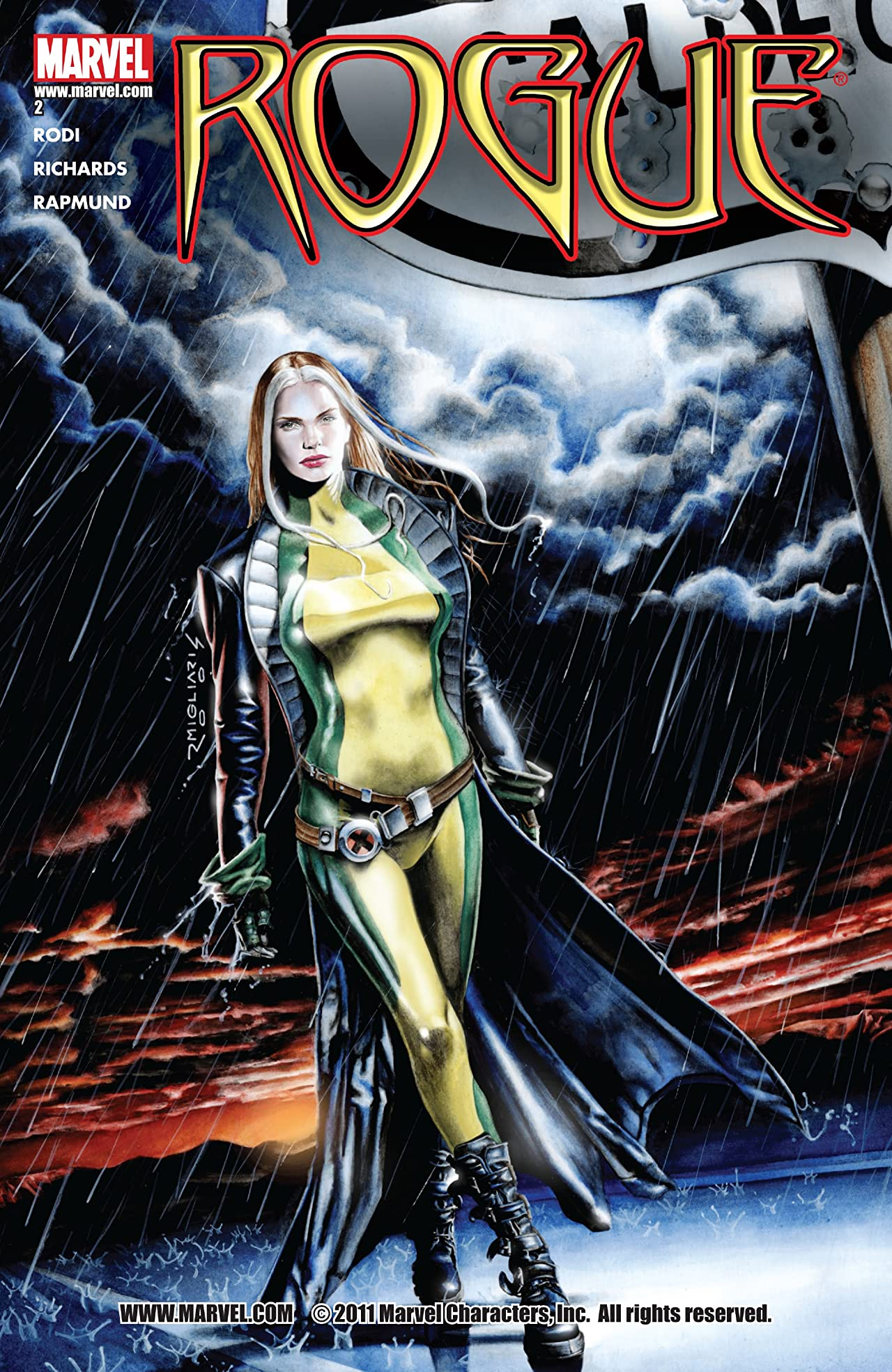 Rogue (2004-2005) #2
