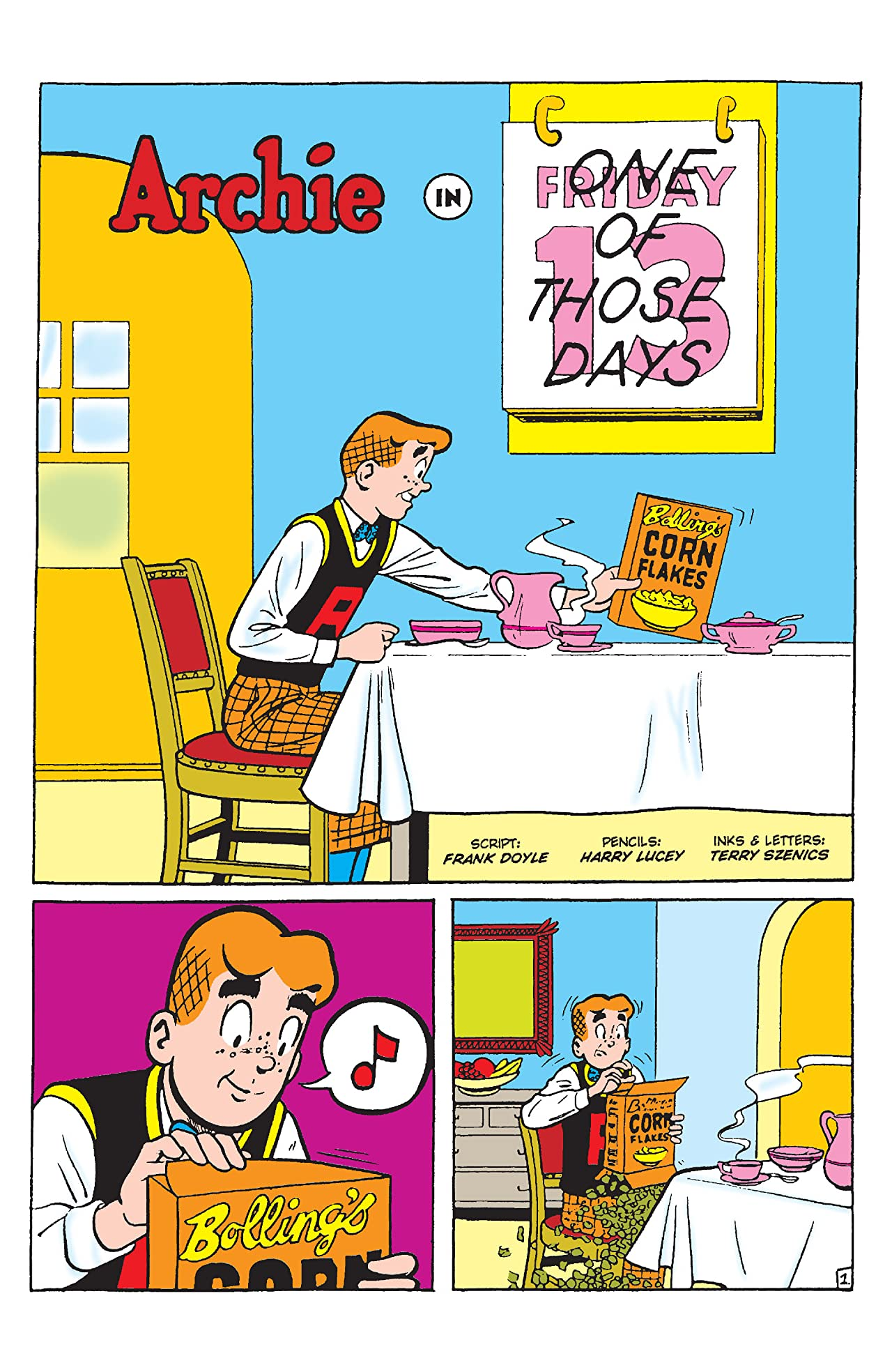 PEP Digital #115: Archie Falls for Fall