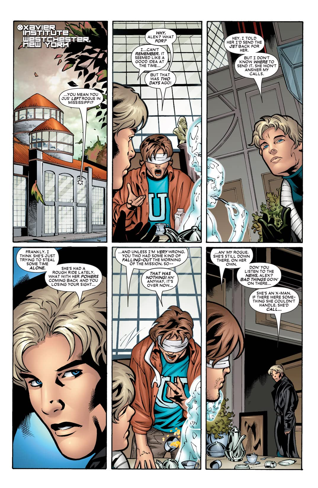 Rogue (2004-2005) #4