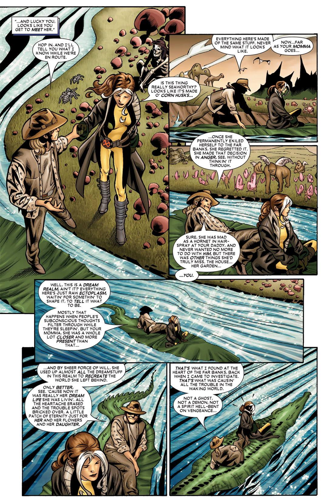Rogue (2004-2005) #6