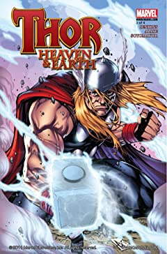 Thor: Heaven and Earth #3 (of 4)