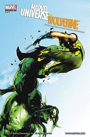 Marvel Universe vs. Wolverine #3 (of 4)