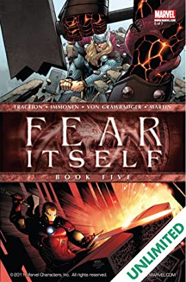 Fear Itself #5 (of 7)