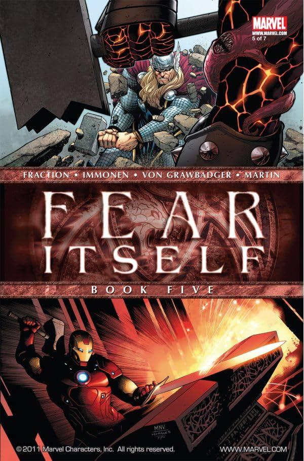 Fear Itself #5 (of 7)