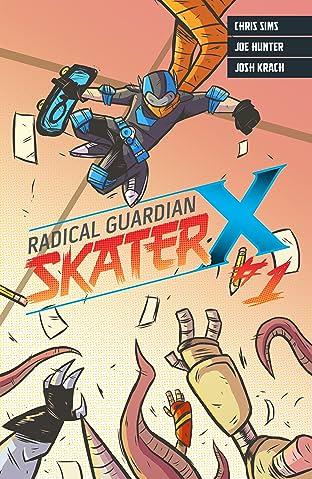 Radical Guardian Skater X #1