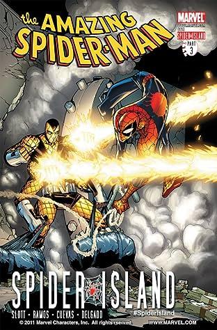 Amazing Spider-Man (1999-2013) #669