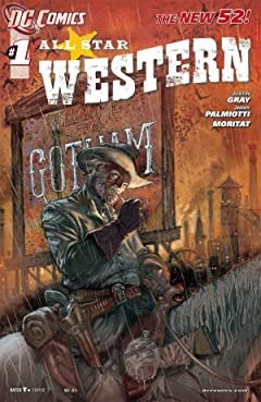 All Star Western (2011-2014) No.1