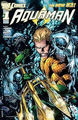 Aquaman (2011-2016) #1