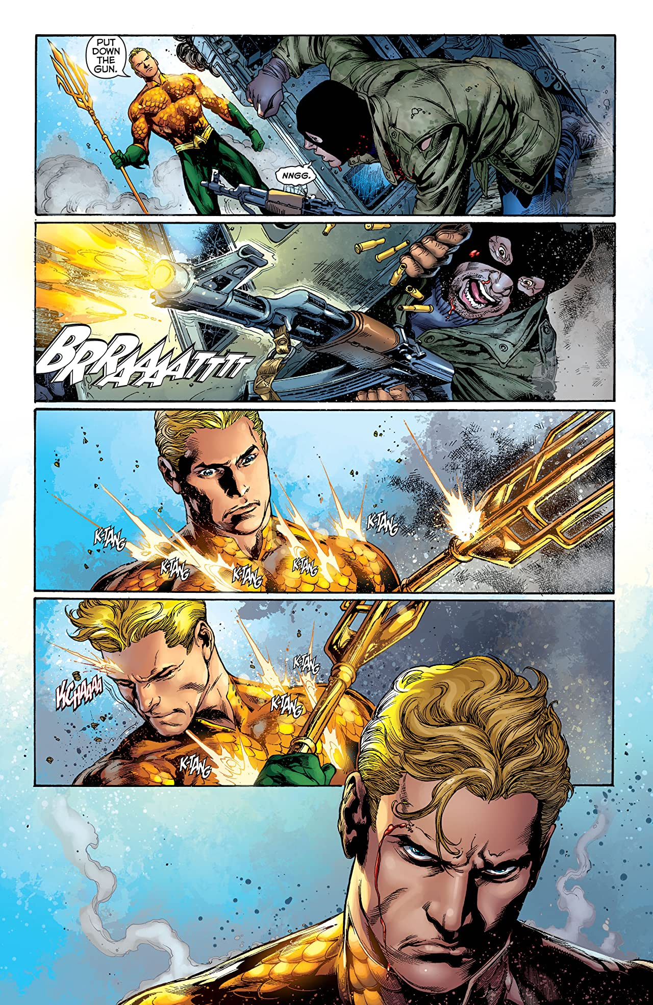 Aquaman (2011-2016) No.1