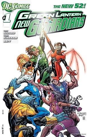 Green Lantern: New Guardians (2011-2015) #1
