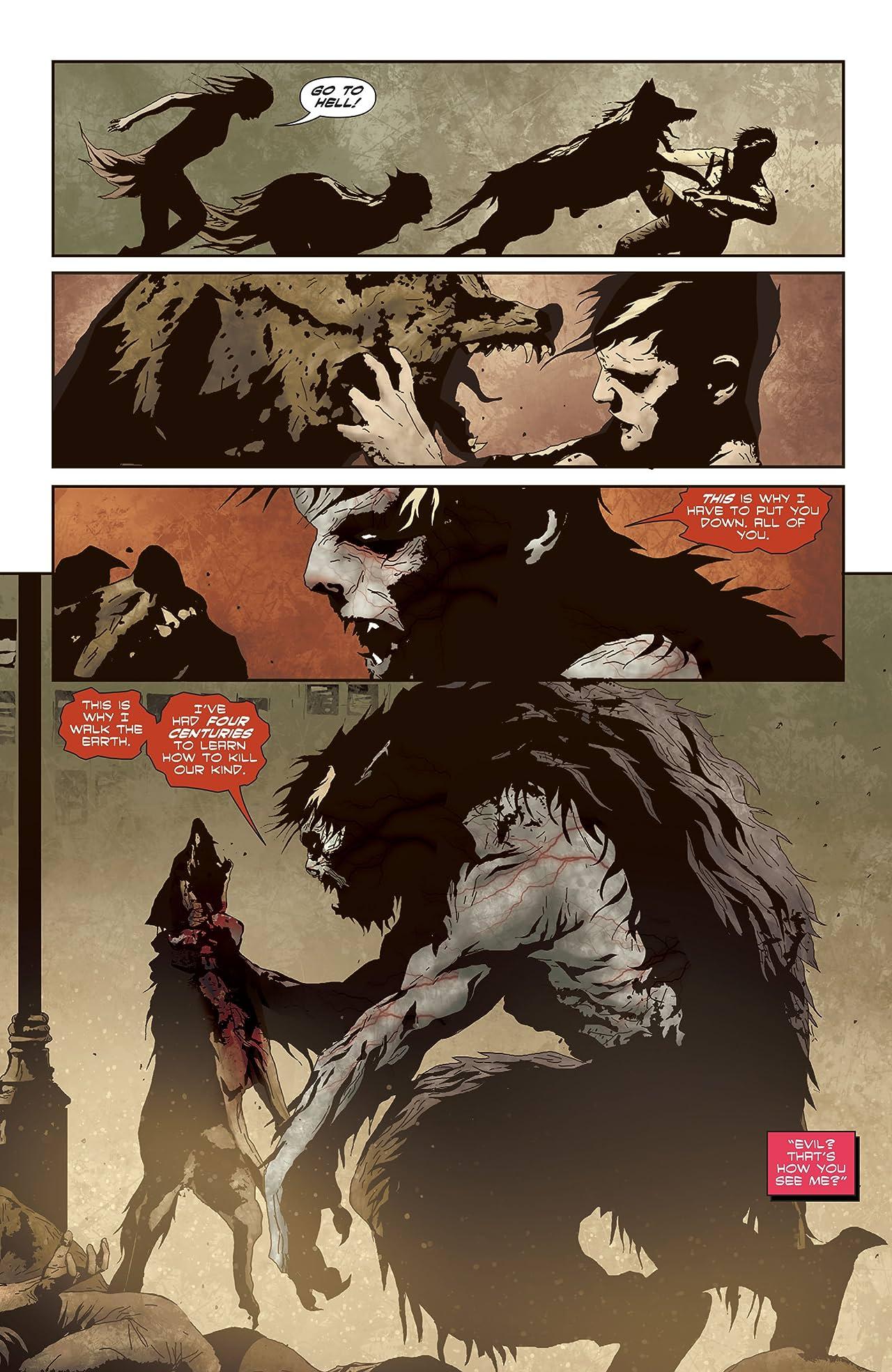I, Vampire (2011-2013) #1