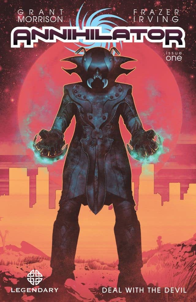 Annihilator #1 (of 6)