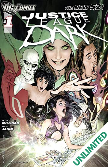 Justice League Dark (2011-2015) #1