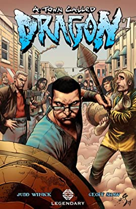 A Town Called Dragon #1 (of 5)