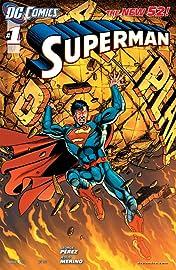 Superman (2011-2016) #1
